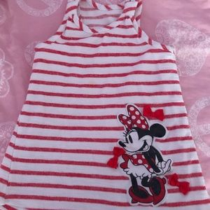 Disney Minnie Mouse cover up